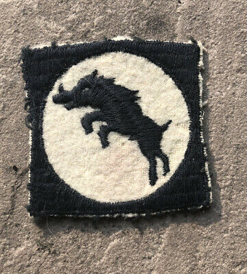 £10 • Buy Original WW2 30 Corps Shoulder Patch Woven/embroidered British Army