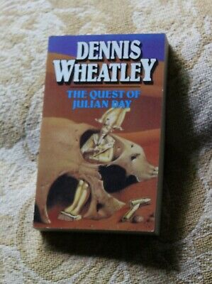 £8.99 • Buy Dennis Wheatley - The Quest Of Julian Day