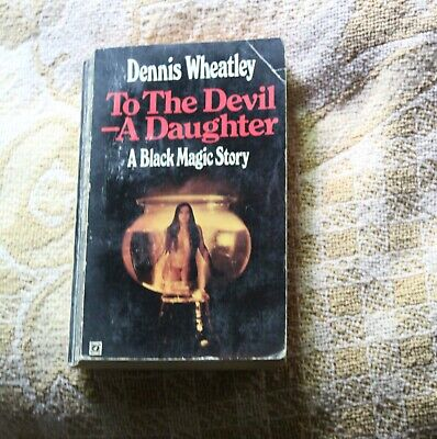 £8.99 • Buy Dennis Wheatley - To The Devil A Daughter