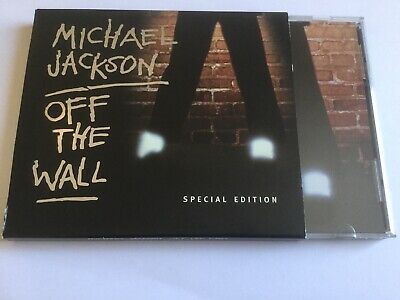 £0.99 • Buy Michael Jackson- Off The Wall (Special Edition 2001)
