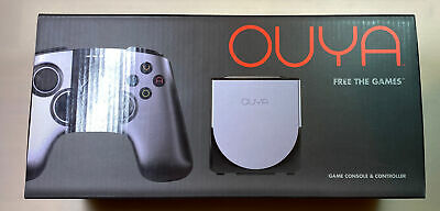 $149 • Buy OUYA Video Game Console With Controller - Silver - Brand New Factory Sealed