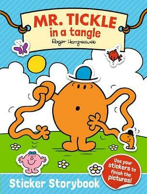 £4.44 • Buy Mr. Tickle In A Tangle Sticker Storybook, Hargreaves, Adam, Very GoodBooks