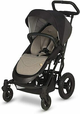£399 • Buy Micralite Smart Fold Pushchair – Carbon. Suitable From 6 Months To 4 Years