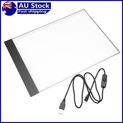 AU30.61 • Buy USB Powered A4 Drawing Tablet Digital Graphic Pad Painting Writing Board