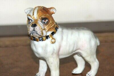 £30 • Buy Antique French Bisque Dog Figure