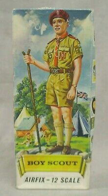 £40.99 • Buy Airfix Boy Scout Model Figure Kit - 1:12 Scale - M212f - Incomplete.