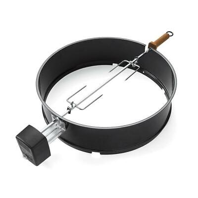 $ CDN269.38 • Buy Weber Electric Rotisserie For One Touch Kettle Charcoal Grill Cooking Accessory