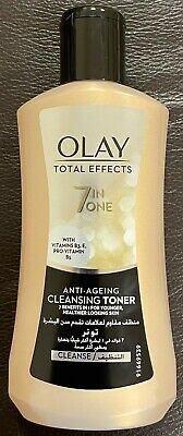 AU18.53 • Buy OLAY Total Effects | 7 In One Anti-Ageing | CLEANSING TONER | 200ml