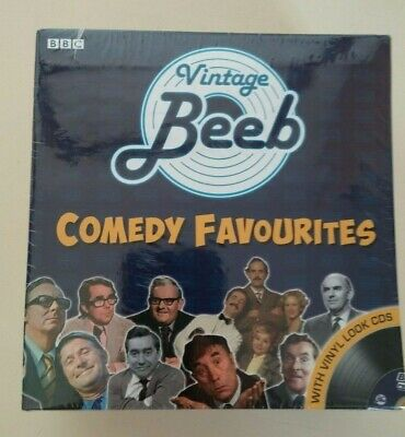 £10.99 • Buy Vintage Beeb Comedy Favorites 10 X CD Collection (New Sealed)