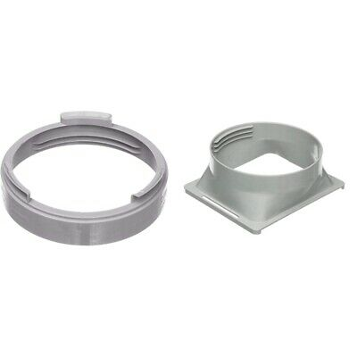 AU9.32 • Buy Portable Air Conditioner Exhaust Hose Coupler Window Adapter A/C Unit Tube  T1F7