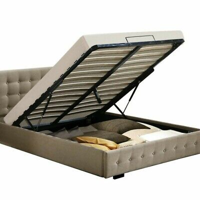 AU330 • Buy Double Bed Frame With Storage