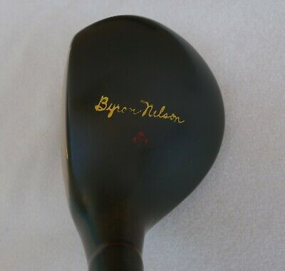 $49 • Buy  RARE Vintage MacGregor Byron Nelson PACE-MAKER DRIVER Persimmon Wood