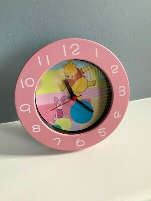 £9.99 • Buy Disney Winnie The Pooh And Tigger Wall And Standing Clock With Box Used Once