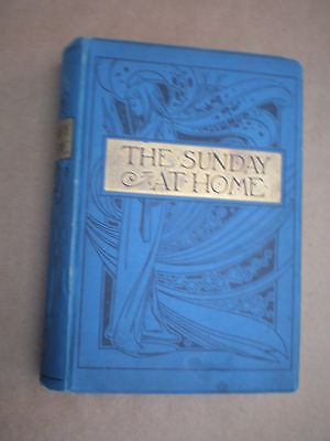 £20.99 • Buy THE SUNDAY AT HOME   A Family Magazine For Sabbath Reading  1889 - 90