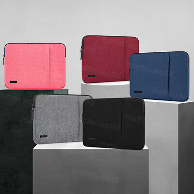 £12.99 • Buy Laptop Sleeve Case For 10.9  11  IPad 13.3  16 Inch Macbook Air Pro M1 2021 Bag