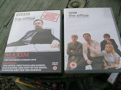 £1.49 • Buy BBC The OFFICE Complete Second Series DVD & MAXIM 2nd Episode