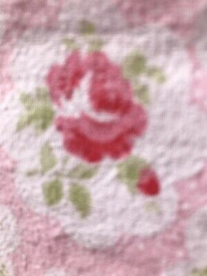 £5 • Buy CATH KIDSTON Provence Rose 🌹 Pink Single Duvet Cover Only No Pillowcases