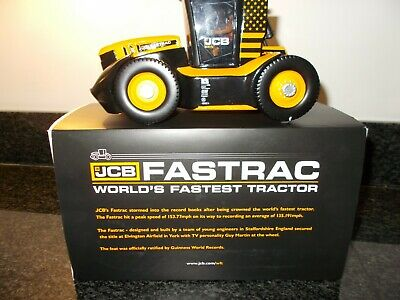 £158 • Buy Jcb Fastrac 8000 Limited Edition Collectors Model
