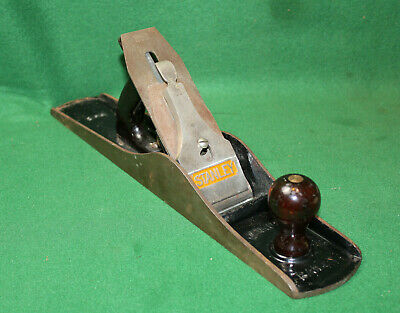 £125.87 • Buy GREAT USER Stanley Bailey No 6 Type 19 Ca. 1948-61 Fore Plane USA Inv#BR08