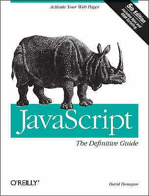 £2.70 • Buy JavaScript The Definitive Guide By David Flanagan (Paperback, 2006)