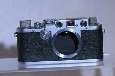 £51.14 • Buy Leica III-F Body For Parts Or Repair
