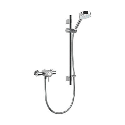£165.49 • Buy Mira Thermostatic Mixer Shower Element EV Rear-Fed Exposed Chrome