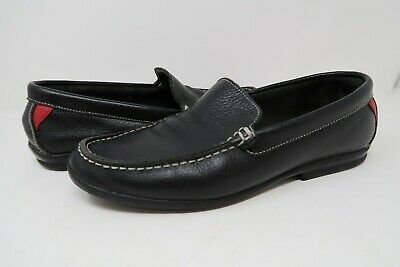 $44.99 • Buy Footjoy FJ Golf Shoes Mens Size 10.5 Club Casuals Loafer Black Leather 79072