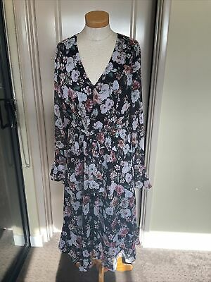 AU12.50 • Buy Lovely Forever New Dress Size 16 Good Con