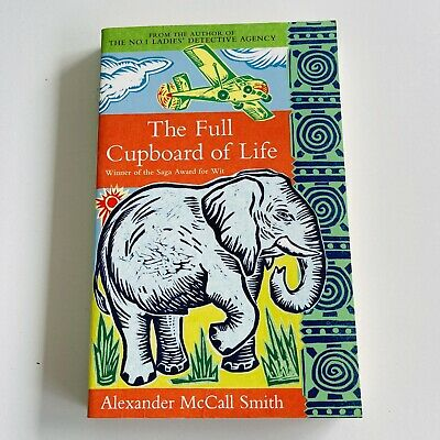 AU8 • Buy The Full Cupboard Of Life By Alexander McCall Smith Paperback