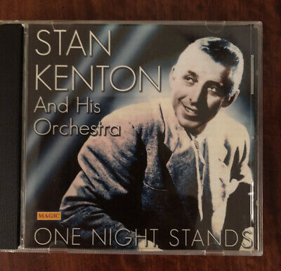 £4 • Buy Stan Kenton And His Orchestra: One Night Stands CD