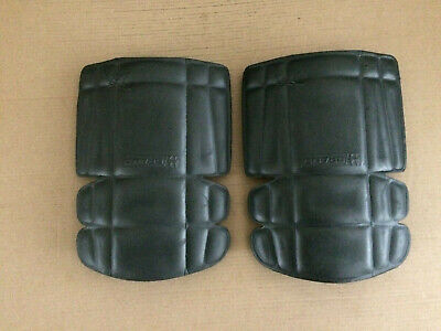 £4.75 • Buy Work Wear Knee Pads Pairs For Trouser Inserts Safety Foam Protectors Knee Guard