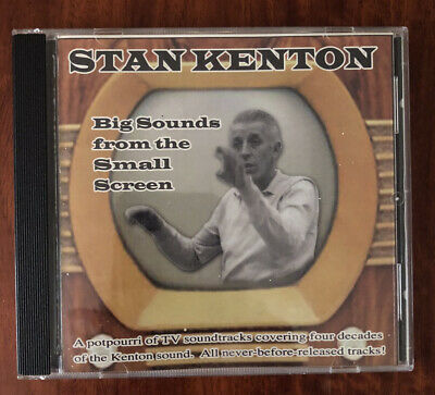£4 • Buy Stan Kenton - Big Sounds From The Small Screen CD