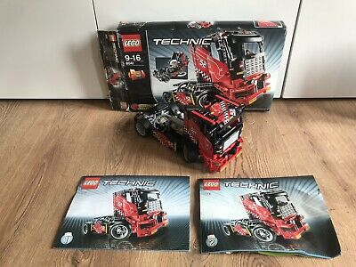 £75 • Buy Lego Technic 8041 - Race Truck Set - Limited Edition