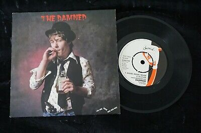 £10 • Buy The Damned - Love Song - 7  Vinyl, Algy Ward Picture Sleeve