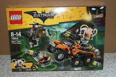 £49.99 • Buy Lego The Batman Movie 70914 Bane Toxic Truck Attack Complete