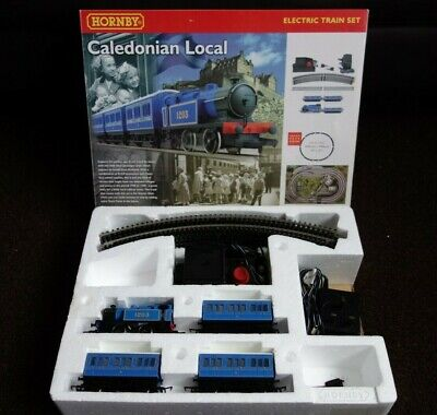£55 • Buy Hornby The Caledonian Local 00 Gauge Electric Train Set