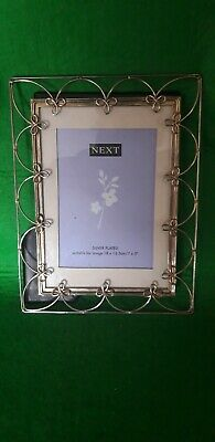 £5 • Buy Next Wire Photo Frame Apature 17 By 12 Cm