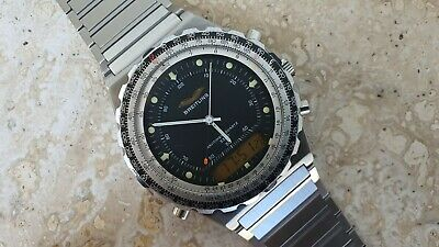 £2651.39 • Buy Military Issued Breitling Navitimer 3300 Iraqi Air Force Jupiter