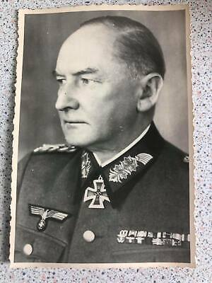 £6.90 • Buy German Wwii Photo: Elite Troops Officer - Knight's Cross Recipient,name