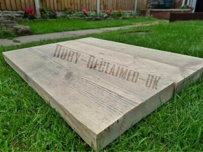 £9 • Buy Rustic Scaffold Boards Reclaimed Old Aged Weathered Shelves 3FT Lengths