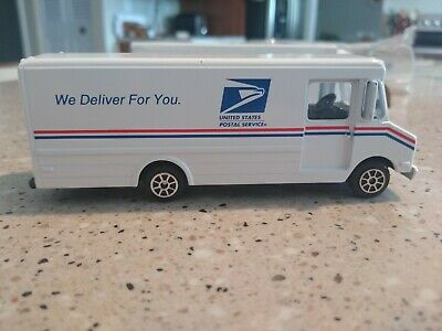 $5.25 • Buy 1994 Road Champs Diecast USPS MAIL TRUCK CHEVY STEP VAN Postal Service