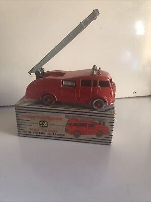 £20 • Buy Dinky Supertoys 955 Fire Engine With Extending Ladder Mint In Box