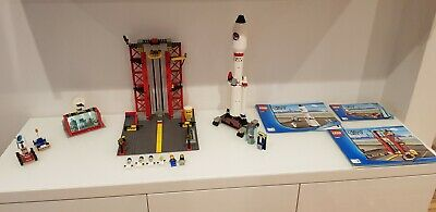 £85 • Buy Lego Space Rocket Station Set 3368 With Instructions