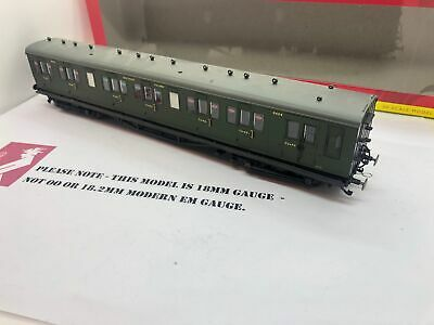 £29.21 • Buy Hornby 18mm Gauge R4719  SR 58? Maunsell Rebuilt (Ex-LSWR 48') 6 Compartment ...