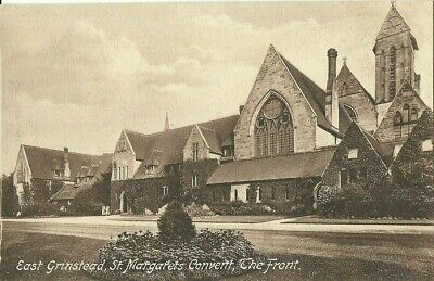 £3 • Buy East Grinstead St Margaret's Convent The Front C1910 Frith Seriespostcard