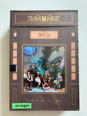 $199.99 • Buy Official BTS 5th Muster Magic Shop Blu-Ray *NEW FACTORY SEALED* (US SELLER)