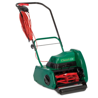 £889 • Buy Allett Classic Electric 12E 5 Blade Cylinder Battery Lawnmower Cassette UK Made