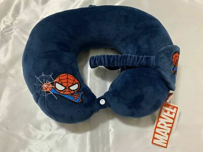$ CDN76.51 • Buy Maysou Marvel Collaboration Spiderman Neck Pillow Miniso American Comic End Game