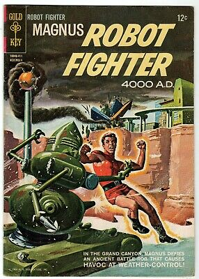 $8.95 • Buy Silver Age Magnus Robot Fighter #8