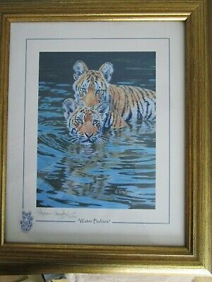 £35 • Buy Stephen Gayford Limited Edition Print 'Water Babies'